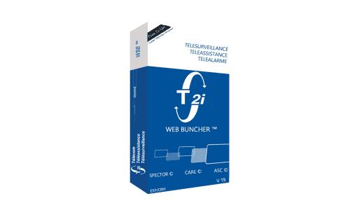 logiciel télésurveillance téléassistance