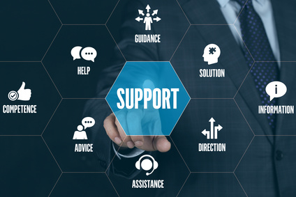service support conseil formation